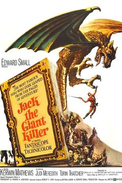 Best Adventure Movies of 1962 : Jack the Giant Killer