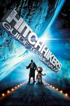 Best Adventure Movies of 2005 : The Hitchhiker's Guide to the Galaxy