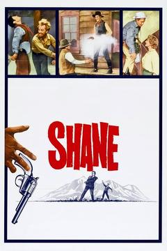 Best Western Movies of 1953 : Shane