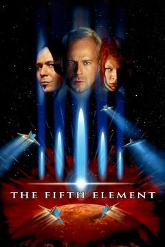 Best Thriller Movies of 1997 : The Fifth Element