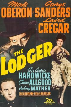 Best Mystery Movies of 1944 : The Lodger