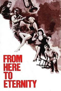 Best Drama Movies of 1953 : From Here to Eternity
