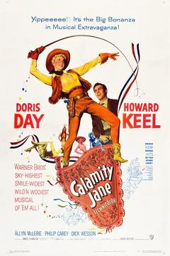 Best Western Movies of 1953 : Calamity Jane