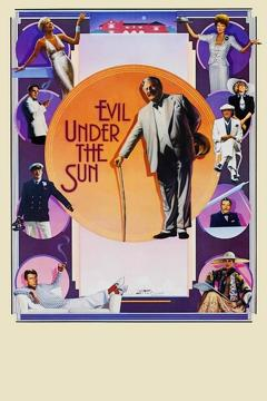 Best Thriller Movies of 1982 : Evil Under the Sun