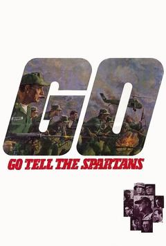 Best War Movies of 1978 : Go Tell the Spartans
