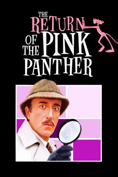 Best Comedy Movies of 1975 : The Return of the Pink Panther