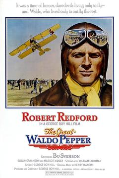 Best Adventure Movies of 1975 : The Great Waldo Pepper