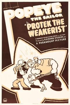 Best Animation Movies of 1937 : Protek the Weakerist