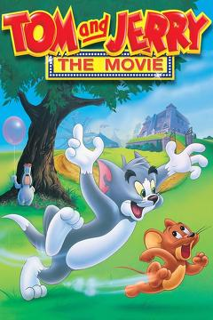 Best Animation Movies of 1992 : Tom and Jerry: The Movie