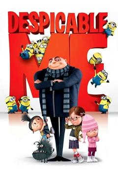 Best Family Movies of 2010 : Despicable Me