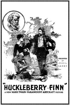 Best Comedy Movies of 1920 : Huckleberry Finn