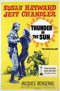 Best History Movies of 1959 : Thunder in the Sun