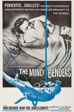 Best Science Fiction Movies of 1963 : The Mind Benders