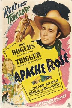 Best Western Movies of 1947 : Apache Rose