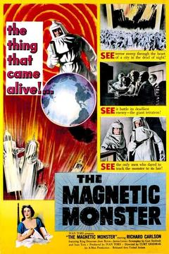 Best Science Fiction Movies of 1953 : The Magnetic Monster