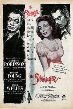 Best Thriller Movies of 1946 : The Stranger