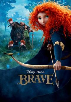 Best Adventure Movies of 2012 : Brave