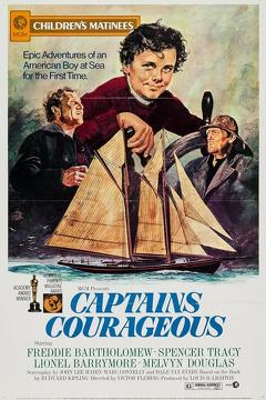 Best Family Movies of 1937 : Captains Courageous