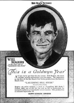 Best Adventure Movies of 1918 : Laughing Bill Hyde