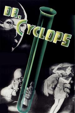 Best Science Fiction Movies of 1940 : Dr. Cyclops
