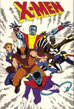 Best Animation Movies of 1989 : X-Men: Pryde of the X-Men