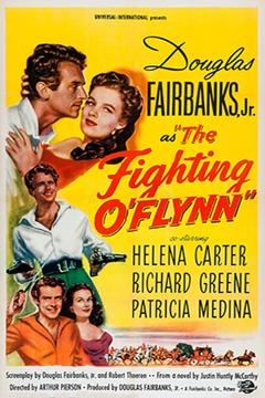 Best Action Movies of 1949 : The Fighting O'Flynn