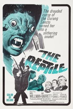 Best Horror Movies of 1966 : The Reptile