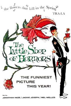 Best Comedy Movies of 1960 : The Little Shop of Horrors