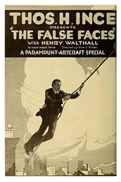 Best Action Movies of 1919 : The False Faces