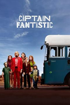 Best Adventure Movies : Captain Fantastic