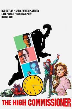 Best Action Movies of 1968 : Nobody Runs Forever