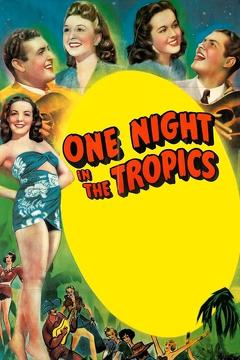 Best Music Movies of 1940 : One Night in the Tropics