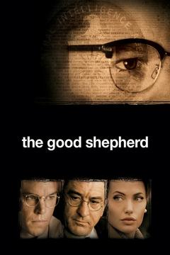 Best History Movies of 2006 : The Good Shepherd
