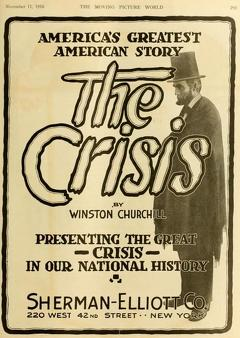 Best History Movies of 1916 : The Crisis