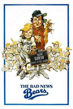 Best Comedy Movies of 1976 : The Bad News Bears