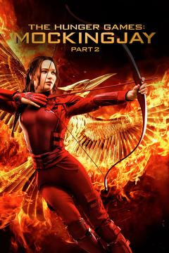 Best Adventure Movies of 2015 : The Hunger Games: Mockingjay - Part 2