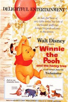 Best Animation Movies of 1966 : Winnie the Pooh and the Honey Tree