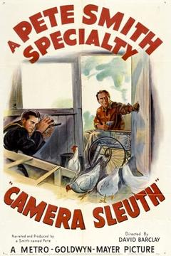 Best Documentary Movies of 1951 : Camera Sleuth