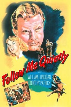 Best Mystery Movies of 1949 : Follow Me Quietly