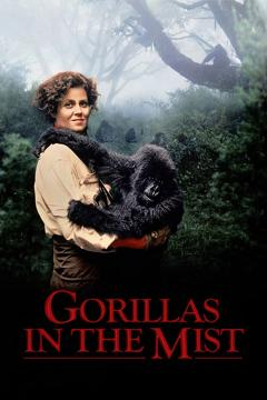 Best History Movies of 1988 : Gorillas in the Mist