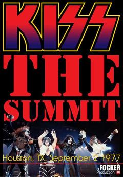 Best Music Movies of 1977 : Kiss [1977] The 2nd Summit