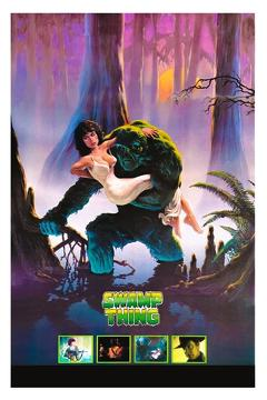 Best Science Fiction Movies of 1982 : Swamp Thing