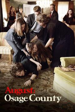 Best Comedy Movies of 2013 : August: Osage County