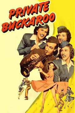 Best Music Movies of 1942 : Private Buckaroo