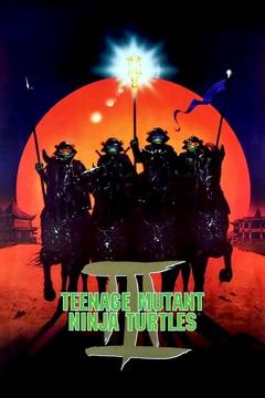 Best Fantasy Movies of 1993 : Teenage Mutant Ninja Turtles III