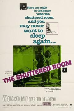 Best Horror Movies of 1967 : The Shuttered Room