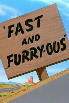 Best Animation Movies of 1949 : Fast and Furry-ous