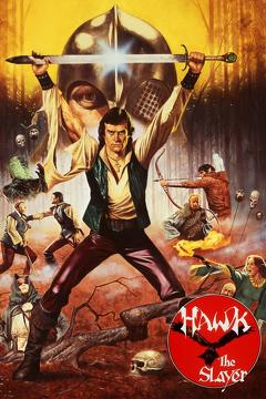 Best Adventure Movies of 1980 : Hawk the Slayer