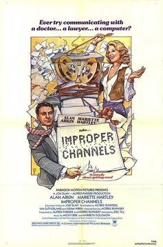 Best Comedy Movies of 1981 : Improper Channels