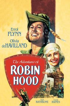 Best Romance Movies of 1938 : The Adventures of Robin Hood